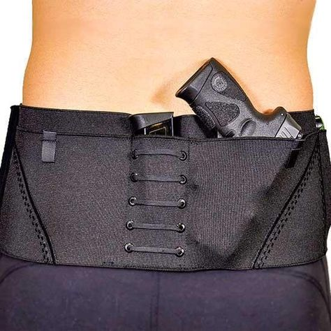 Can Can Concealment Sport Belt Holster | Gun Goddess
