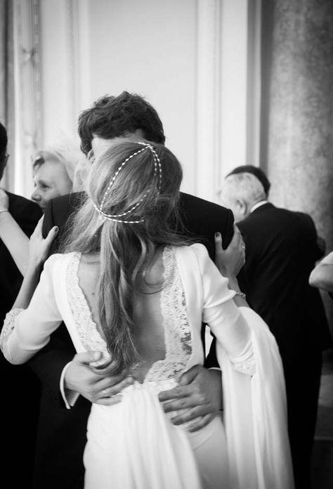 La boda de Nacho y Nerea en San Sebastián | Casilda se casa