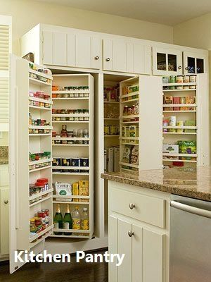 New Kitchen Pantry Ideas Kitchenpantryideas Kitchen Pantry
