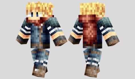Cloud Strife Skin para Minecraft