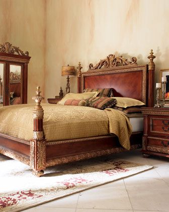 Bellissimo  Bedroom Furniture   Horchow   Dreame Bedrooms   Pinterest    Bedrooms  Haciendas and Bed frames. Bellissimo  Bedroom Furniture   Horchow   Dreame Bedrooms