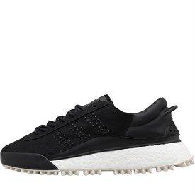 76f77e83d24f5 adidas Mens Consortium Ultra Boost J D Neutral Running Shoes Core Black Core  Black Core Black