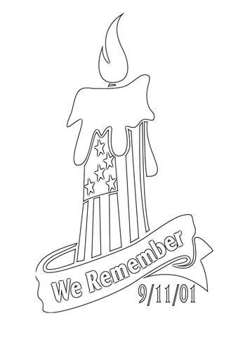 9 11 Coloring Pages Patriots Day Patriotsdaycraftsforkids 9 11