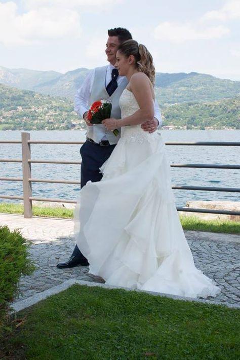 Vestiti Eleganti Novara.My Beautifulbride Cristina Abitidasposa Sposa Weddingdress