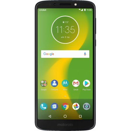 Cricket Wireless Motorola Moto G6 Forge 16gb Prepaid Smartphone Deep Indigo Black Prepaid Phones Motorola Phone Cricket Wireless