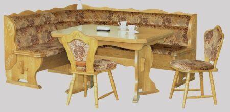 New Eckbankgruppe Eiche Natur K Cheneckbank Ausziehbarer Tisch 2 St Hle Eiche 2313 Dining Furniture Set Dining Furniture Sets Furniture Kitchen Corner Bench
