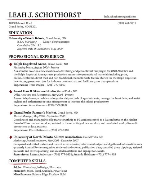 60 More (fresh) Artistic and Unusual Resume Designs for Your - farmer resume