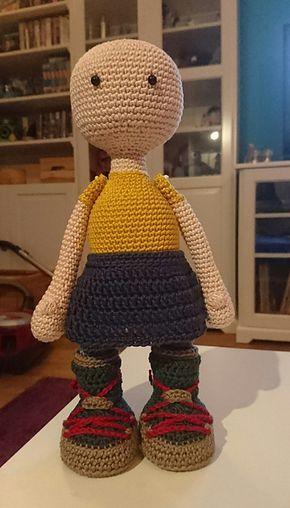 Ravelry: Kallie Amigurumi Doll | Crochet doll clothes, Crochet doll pattern,  Crochet doll | 508x290