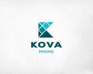 Kova 01 By Muamer Logo Design Creative Logo Design Logos