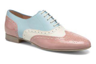 Pantofi Oxford dama fara toc eleganti