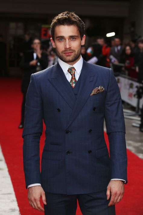 Christian Cooke at Jameson Empire Awards 2015