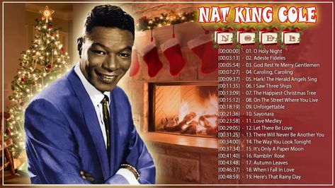 Best Christmas Albums.The Nat King Cole Christmas Album 2018 Best Christmas