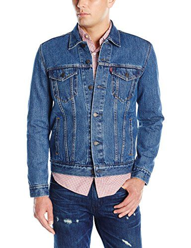1f2fe4f58ba New Levi s Men s The Trucker Jacket Mens Fashion Clothing.   42.39 - 86.70   alltrendytop offers on top store