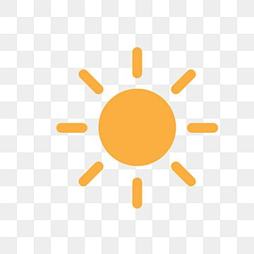 Flat Sun Icon Download Sunny Day Sun Hot Sun Png Transparent Clipart Image And Psd File For Free Download Icon Cartoon Styles Internet Icon