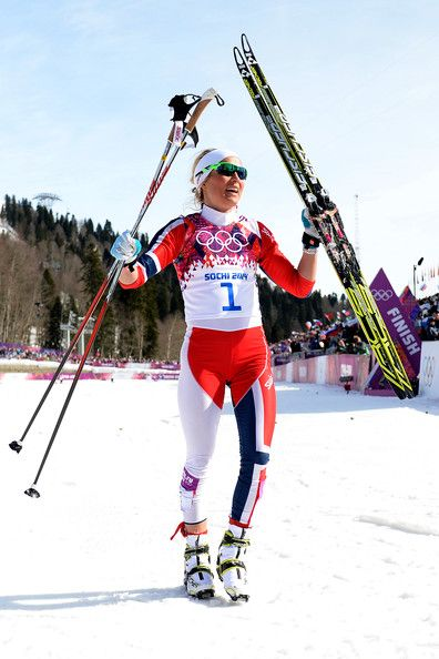 Therese Johaug Photos Photos Cross Country Skiing Winter Olympics Day 15 Cross Country Skiing Winter Olympics Biathlon
