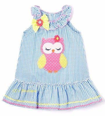 Girls NANNETTE dress jacket outfit 2T 3T 4T NWT navy blue boho elephant pink