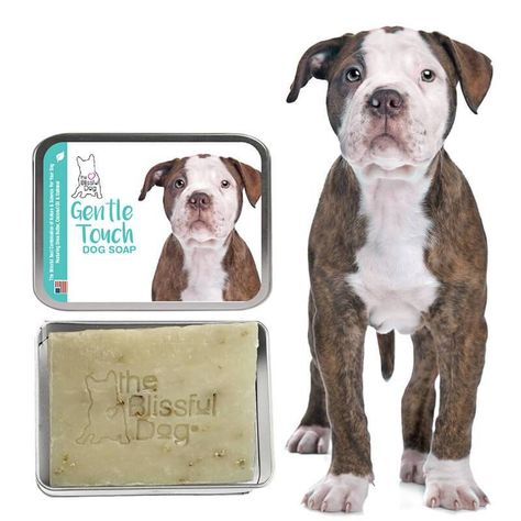 Gentle Touch Dog Soap Puppy Shampoo Dog Shampoo Dog Smells