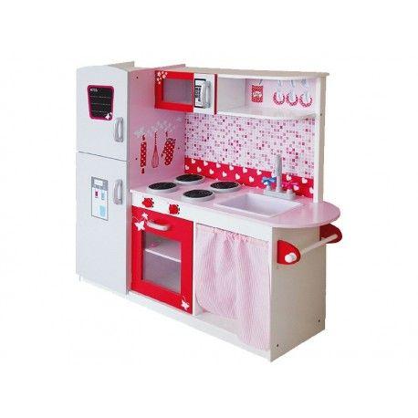 Drewniana Kuchnia Dla Dzieci Paris Bardzo Duza Design Clothes Design Kitchen Appliances