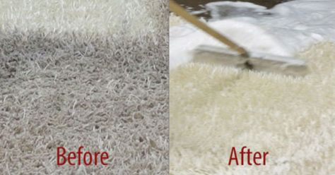 Homemade Carpet Cleaner ~ 1 cup hydrogen peroxide, 1/8 cup dish liquid, 1 tablespoon Oxiclean, ½ cup fabric softener