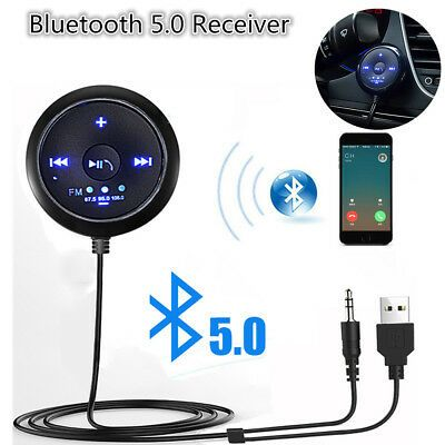 USB Receiver Audio Transmitter Bluetooth 5.0 Adapter For TV//PC Headphone Speaker