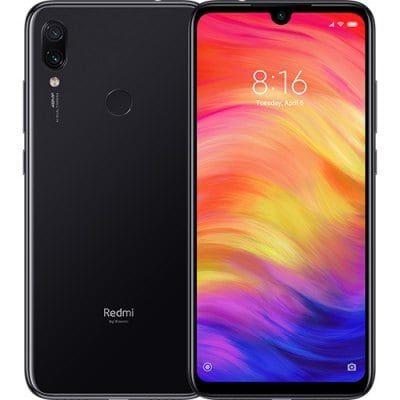 Xiaomi Redmi Note 7 Black Cell Phones Sale Price Reviews Celular Impressao Digital Celulares