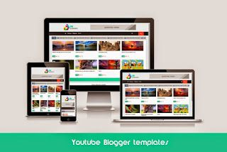 Youtube Responsive Blogger Templates Free Video Blogger Templates In 2020 Blogger Templates Responsive Blogger Template Free Blogger Templates