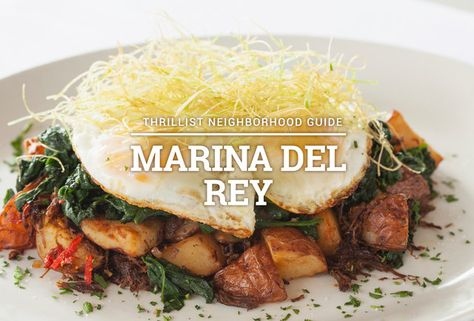 18 Restaurants You Have to Try in Marina del Rey
