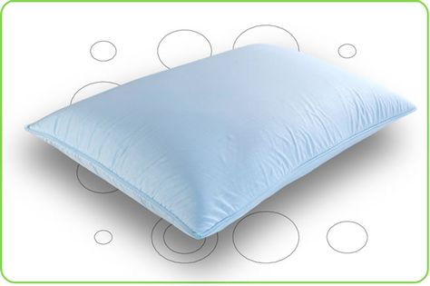 Imagine Always Having The Cool Side Of The Pillow Brand New To