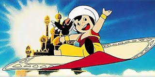 قصة سندباد Anime Cartoon Kids Sinbad The Sailor