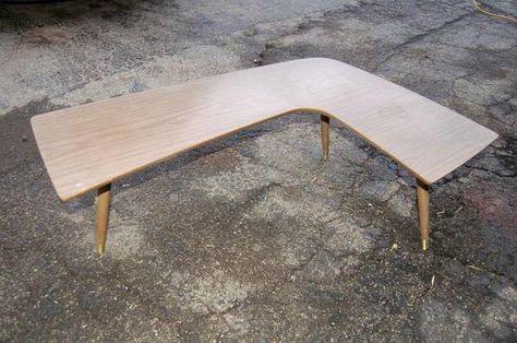Mid Century Boomerang Table   Retro furniture, Furniture ...