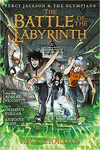 PDF DOWNLOAD] Percy Jackson and the Olympians The Battle of