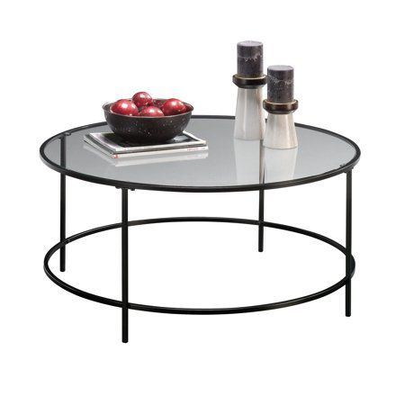 Better Homes & Gardens Nola Coffee Table Black Finish