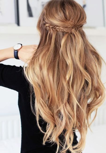 20 Super Chic Hairstyles For Straight Hair Hair Straight