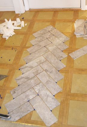 How To Install Peel N Stick Tile Floor By Grace Gumption Stick
