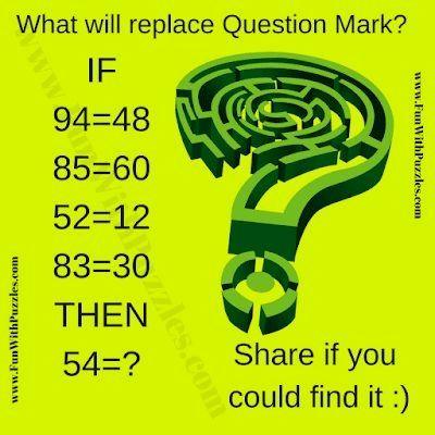 Math Riddles For Kids