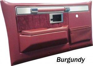 1981 87 Fullsize Chevy Truck Silverado Door Panels Interior Door Panels Usa1 Interiors Chevy Trucks Chevy Trucks Silverado Chevy