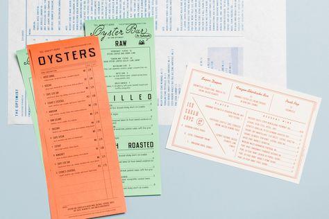 Fantastic seafood restaurant branding design by... | Art & Design | Nae-Design Sydney Interactive Blog