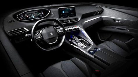 Next Gen Peugeot 3008 Interior Images Appear Online Peugeot 3008