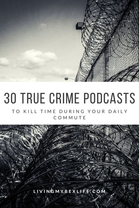 30 True Crime Podcasts To Kill Time During Your Daily Commute - Living My Bex Life Podcast Ideas, Podcast Topics, I Love Books, Books To Read, Scary Documentaries, Moors Murders, Mom Brain, True Crime Books, Good Movies To Watch