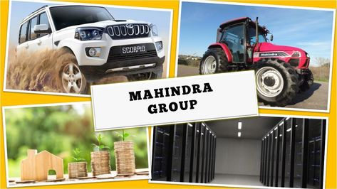 India's Most Recognised Brand - Mahindra Group| Business Diversification