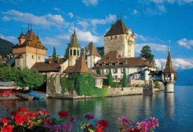 Castles Of Switzerland Swiss Tours Castle Swiss Tours