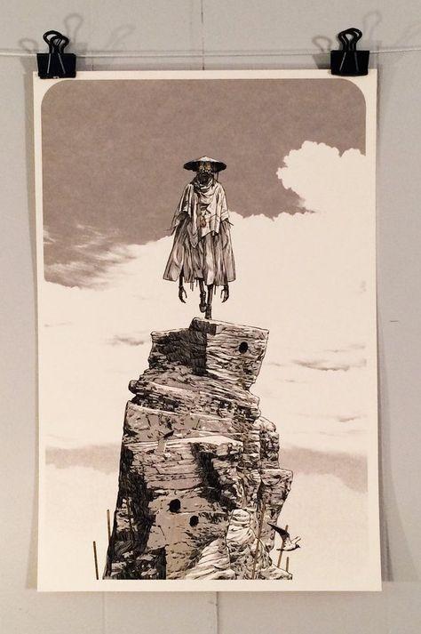 New Art Prints by Matthew Woodson