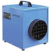 Trotec Elektroheizer Tde 25 Mit 3 Kw Heizlufter Heizgerat
