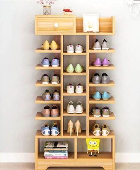 Creative Diy Shoe Rack Shoe Storage Furniture Diy Shoe Rack
