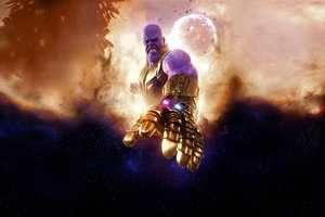 Avengers Infinity War 3d Wallpaper