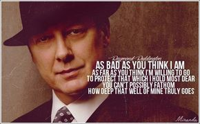 List of Pinterest the blacklist quotes red life pictures ...