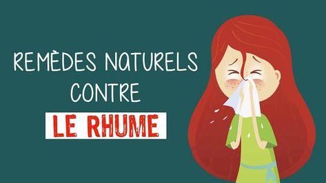"""Résultat de recherche d'images pour """"Rhume"""""""