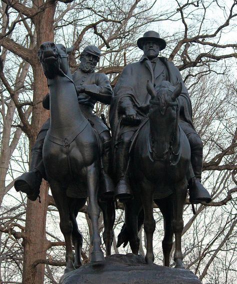 Historical Pictures of Baltimore Maryland Confederate Statues, Confederate Monuments, Confederate States Of America, American Civil War, American History, Civil War Art, Southern Heritage, Civil War Photos, Us History
