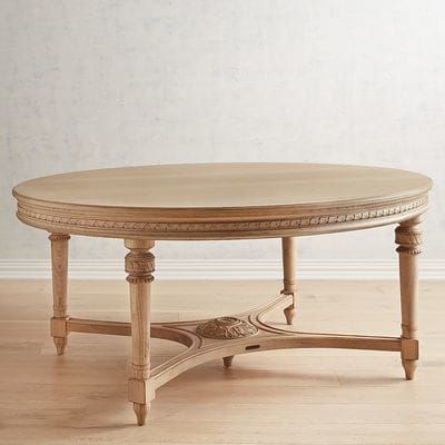 This Oval Dining Table Has All The Charm Of An English Country