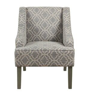 Three Posts Kahler Wingback Chair Island Park 2019 In 2019
